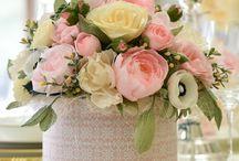 aranjamente si buchete din flori de hartie