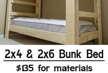 Bunk bed diy