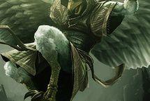 RPG Fantasy - Avianos