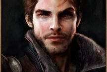 Fantasy Characters - Portraits