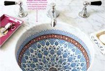 Marble, Stone & Tile Designs / by Loretta Cedrone
