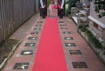 Oscars Red Carpet NPS Yr 6 Dinner