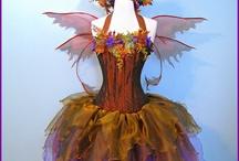 vestido de hadas