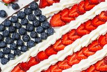 July 4th Desserts / 4th of July Desserts, the sweetest treats to make your July 4th the best!