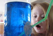 Fun with Kids: Science Saturdays / by Kristin Freudenthal