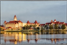 Disney's Grand Floridian Resort / by Jennifer Monroe