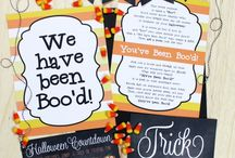 Holiday: Boo! Crafts & decor / by Alycia Morell