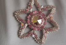 Beaded pendants