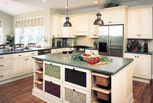 Modern Country Kitchen | Lafayette Hill PA / Modern Country Kitchen | Lafayette Hill PA