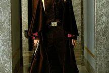Padme Amidala Handmaiden Battle Costume