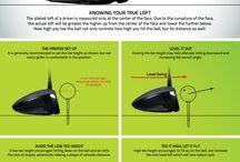 Golf - technika