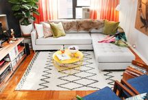 Under Foot / #rugs #decor / by Lindsay Coram