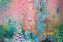 texturas y colores...