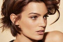 jessica chastain hair short