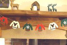 Χριστουγεννιάτικα ρούχα κατασκευή