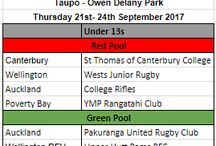 Taupo Rugby