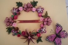 Paper quilling / by 승은 이