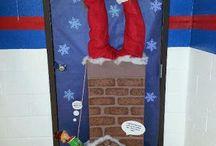 decoração natal escolar