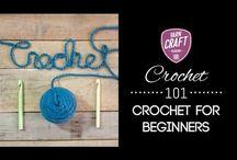 Crochet  / by Cassie Bowman