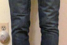 Stringere pantaloni