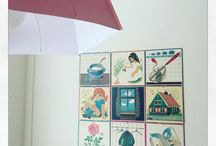 Schoolbord #lovely home