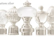 Picture Perfect Hardware / Drapery hardware available through Picture Perfect Window Coverings