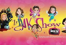 Ze AK Show Web TV / Je suis chroniqueuse dans l'émission Ze Ak Show Web TV lancé par Alice Kara. Youtube: https://www.youtube.com/channel/UCAvJzA3UHNHVshZIBaY2FgQ Youtube: https://www.facebook.com/ak.show.web.tv/