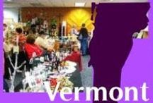 Vermont Craft Shows And Fairs