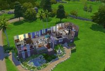 The Sims 4 Famous TV Home