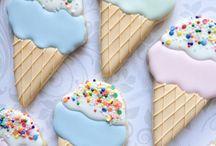 Sugarpaste Cookies: Summer