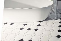 Octagon ceramic tiles by e-Ceramica / Together we are stronger –join us
