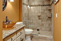 Bathrooms / by Linda Sandage