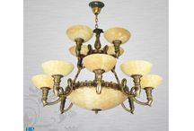 Đèn trang trí nội thất / Cung cấp đèn trang trí nội thất như đèn chùm, thả trần, vách tường, đèn bàn, đèn sàn...