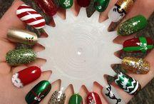 Nails: Christmas