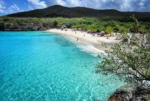 beach / beach @ Curacao