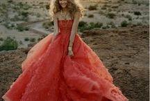 The drama of fashion / by Elanah Sykes