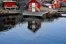 Scandinavia / by Diana B