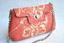 hand made purses