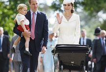 Királyi családok eseményei.