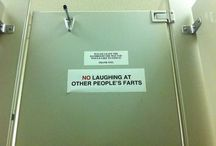Signs that bring a smile / Any signs that make me smile, even at the human factor...... / by Shan cade
