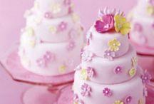Pretty Cakes / Formal (Wedding) Cakes