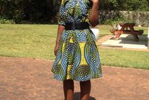 being a true african woman / African fashion