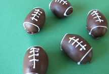 Football  Munchies / by Dawn Endres