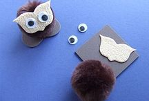 Camp 2013 - Owl / by Tiffany Satterfield Ferrari