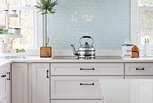 kitchens / by Donna 'Wolf' Raymond