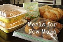 Meal Ministries / Meals to deliver to others after surguries, having a baby, sickness, loss of a loved one, or just because; church and fellowship potlucks. / by Rachel L