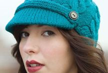 DIY Hats - Crocheted, knitted, ...