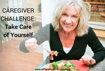 Caregivers Unite!!! / by Debbie Sarjeant