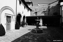 Black and White Mulino / Mulino di Firenze - Florence  / by Toflorence HOTELS