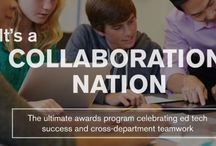 Collaboration Nation / Collaboration Nation: CDW-G has launched their 2nd annual Collaboration AAwards program. #k12techsuccess
